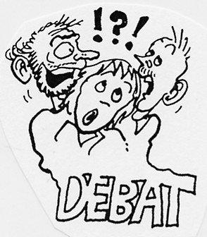 mübahisə-debat
