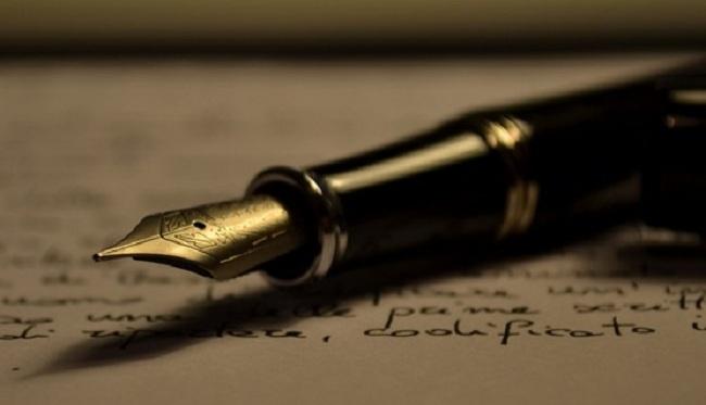 yazıçı olmaq istəyənlərə
