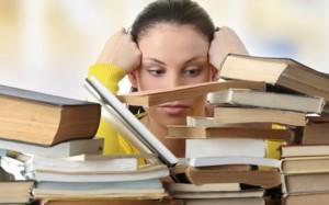 imtahan stresi