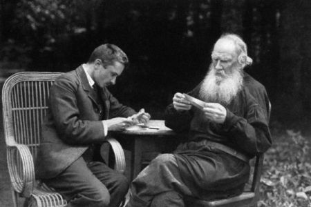 Lev Tolstoydan seçmələr