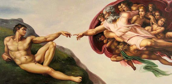 adəm-tanrı