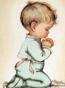 tanrı-uşaq-allah-dua