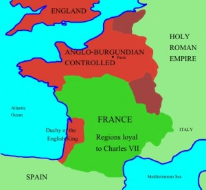 Hundred_years_war_france_england_100 illik müharibə